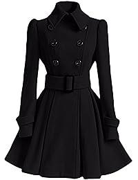 Mantel damen fur kleid