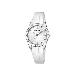 Calypso Reloj Análogo clásico para Mujer de Cuarzo con Correa en Plástico K5716/1