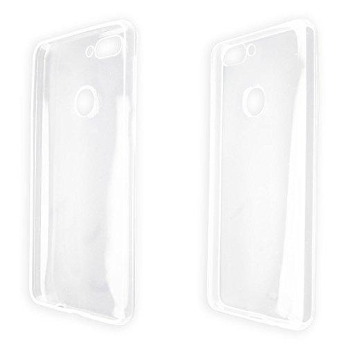 caseroxx TPU-Hülle für Elephone P8 Mini, Tasche (TPU-Hülle in transparent)