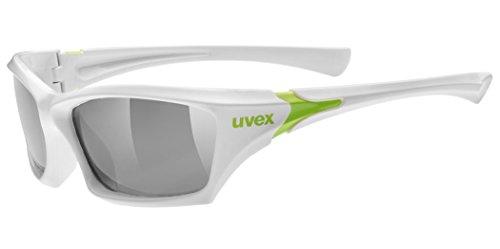 Uvex Kinder-Sportsonnenbrille Sportstyle 501, white, One Size, 5338598716