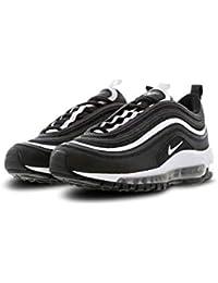 best sneakers 4c8bd 257e0 Nike Sneaker Air Max 97 (GS) Schwarz Weiß Silber