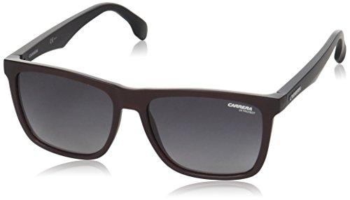 Carrera 5041/S 9O T9H Gafas de sol, Rojo (Brgnrt Bkcry/Dark Grey Sf), 56 Unisex-Adulto
