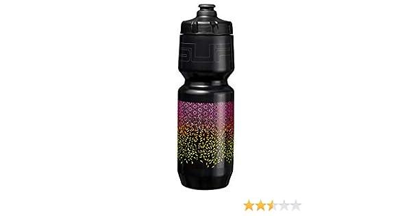 26 Oz SUPACAZ Puriste starfade Vélo Bouteille d/'eau Rose fluo//Jaune BPA Free environ 737.07 g