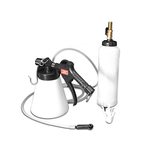 Vakuum-kupplung (JenNiFer 0.75L Brake & Kupplung Bleeder Bleeding Car Vakuum Typ Kit Pneumatic)