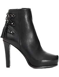 ... scarpe cafe noir donna tronchetto. CafèNoir JMC931 Tronchetto con  Accessorio PASSALACCI 7ab8e1b0e9f