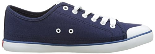 Levi's Venice L, Baskets Basses Mixte Adulte Bleu (Royal Blue)