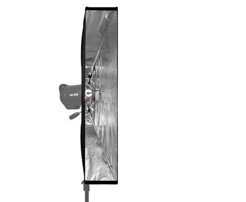 JINBEI K 30x140 cm Umbrella Softbox erweiterbar mit Grids/Waben