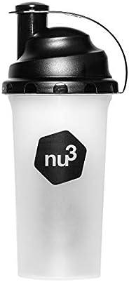 Shaker - Voor proteïneshakes, eiwitshakes en andere dranken - 700 ml drinkfles met slim zeefje voor klontvrij