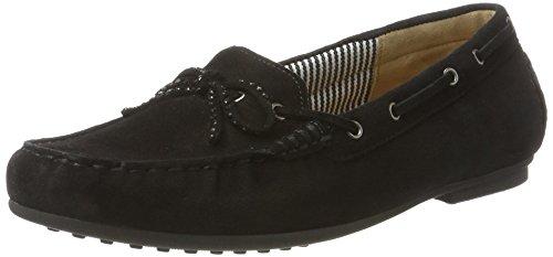 Gabor shoes fashion, mocassins femme, noir...