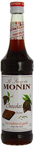 Monin  Kaffee und Bar Sirup Braune Schokolade 0,7 ltr.