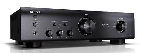Denon PMA520 Amplificateur intégré 5.1 2 x 20 W Noir