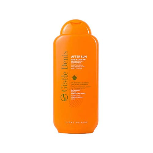 After Sun Moisturizing Body Lotion (Gisle denis - gisle denis after sun aloe vera moisturizing and refreshing body lotion 400ml)