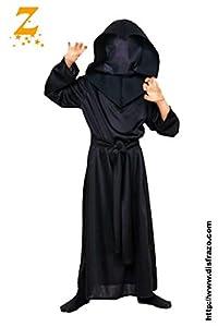 Halloween - Disfraz de El Hombre sin Rostro para niño, Talla S infantil 3-4 años (Rubie