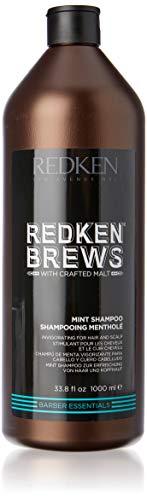 Redken Brews Mint Shampoo 1000ml