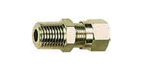 Gerade Schnellverschraubung, G 1/8 außen, Rohr-Ø 6 mm, 315 bar RI-V25-ZW (Gerades Rohr)