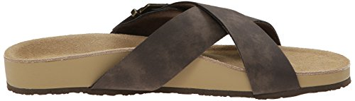 Volcom Sandales Relax Sndl - Brown-Marro MARRO