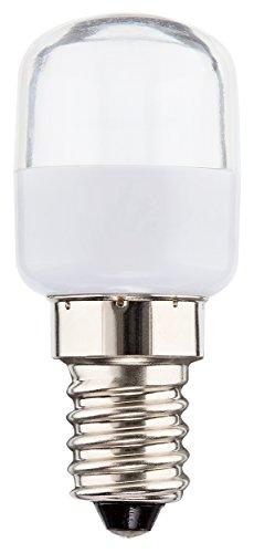 Müller-Licht LED-Lampen Kühlschranklampe, Polycarbonat, 1 W, Weiß