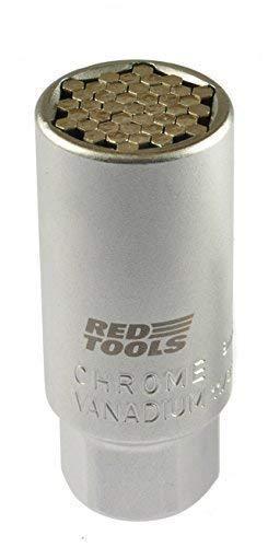 Red Tools Universalnuss 9-21 mm 3/8