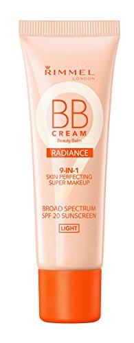 RIMMEL LONDON BB Cream Radiance - Light (Rimmel Cream Bb)