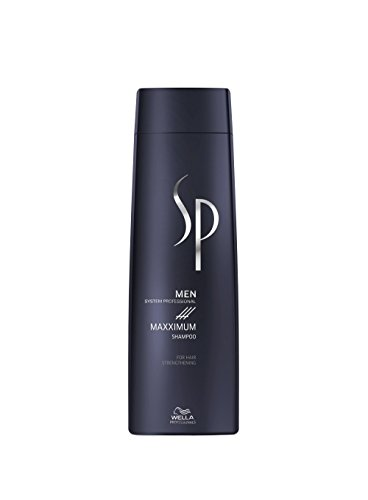 Wella SP Men Maxximum Shampoo, 250 ml