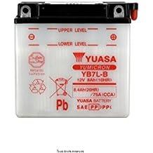 YUASA - YB7L-B Batería para las motocicletas