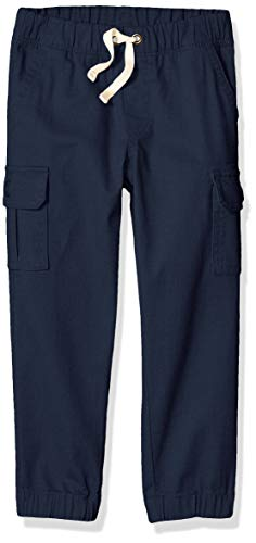Amazon Essentials - Pantalones cargo para niño