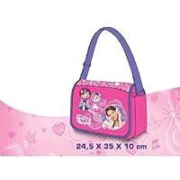 Borsa a tracolla Violetta Disney Ritorno a scuola con la borsa a tracolla fantastico dal tuo personaggio Disney preferito. 25.5 x 35 x 10