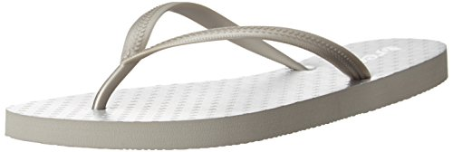 Reef Chakras, Tongs Femme Argent - Plateado (Silver)