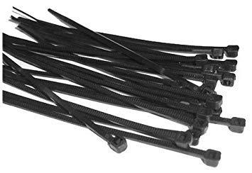 Attaches de câble en nylon