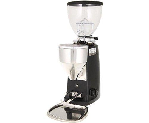 Mazzer | Mini Elektronik A Digital | Elektrische Kaffeemühle | Schwarz - Kaffeemühle Mini Elektrische