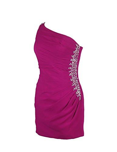 Dressystar Robe de femme,fourreau, robe de bal/cocktail moulante courte,en Mousseline Blush