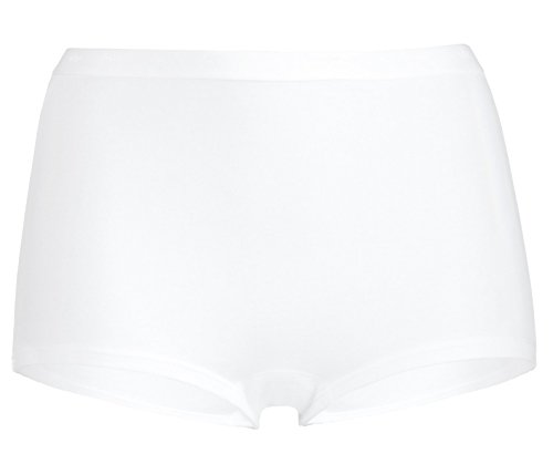 Palmers Damen Panties Soft Cotton Weiß (Weiß 100)