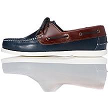FIND Chaussures Bateau à Lacets Homme