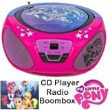 Children CD Player for kids Boombox Music Players
