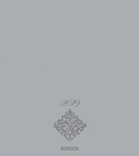 Foto-Malen-Basteln Premium anthrazit mit Folienprägung 2019: Kalender zum Selbstgestalten