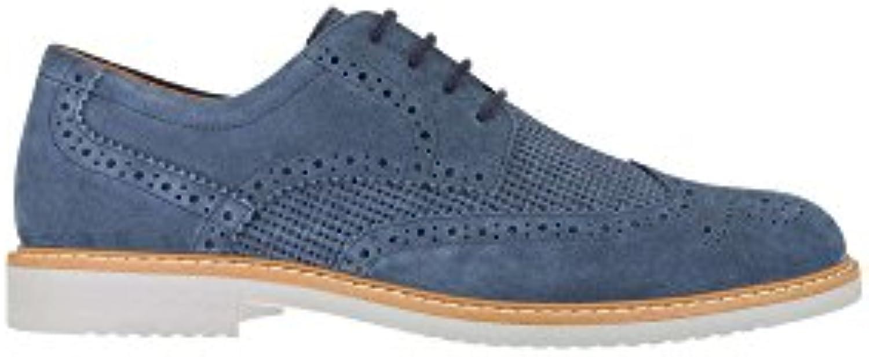 Igi&Co 1105 Zapatos Casual Hombre Azul 44