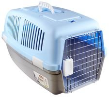 Kingfisher KATC2 Medium Pet Carrier from Bonnington Plastics Ltd