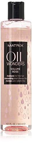 Matrix Total Results Oil Wonders Volume Rose Shampoo, 1er Pack (1 x 300 ml)
