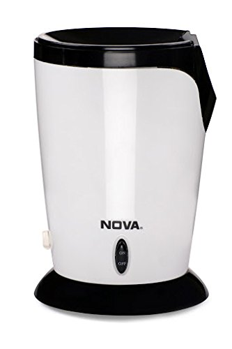 Nova NPM-3772 1200-Watt Pop Corn Maker (White)