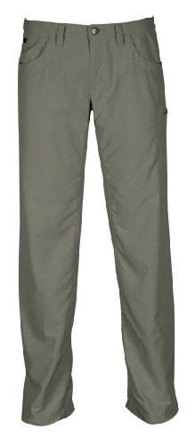 Mountain Khakis Damen Granit Creek Regular Hose asche