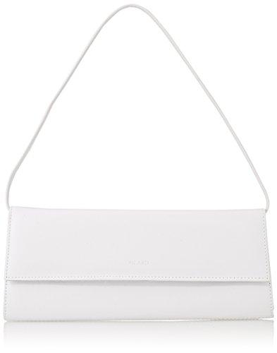 Picard Damen Auguri Clutches, 26x11x3 cm Weiß (weiss)