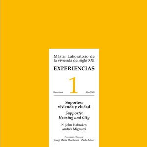 SOPORTES: VIVIENDA Y CIUDAD: 21 (FUNDACIÓ POLITÉCNICA DE CATALUNYA)