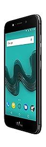 Wiko Wim Lite Smartphone débloqué 4G (Ecran : 5 pouces - 32 Go - Nano-SIM - Android) Noir