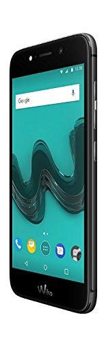 Wiko WIM lite Black (Smartphone, 5 Zoll FHD, 13 MP Kamera, 16 MP Selfie-Kamera mit Blitz, Video Stabilisator, Android, Fingerabdruck, 32GB ROM/3GB RAM, Snapdragon Octa-Core CPU, 4G, Dual-SIM, Speicher erweiterbar um bis zu 128GB, Black)