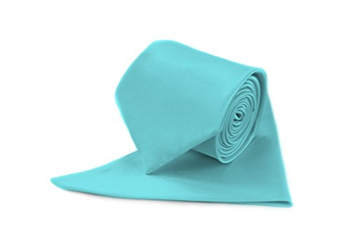 Gorgeous Collection - Corbata - para hombre azul azul claro Talla única
