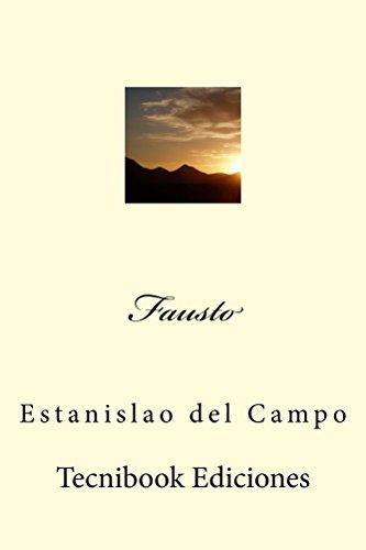 Fausto por Estanislao del Campo