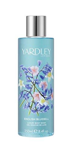 Englische Hasenglöckchen von Yardley Luxury Body Wash 250ml -