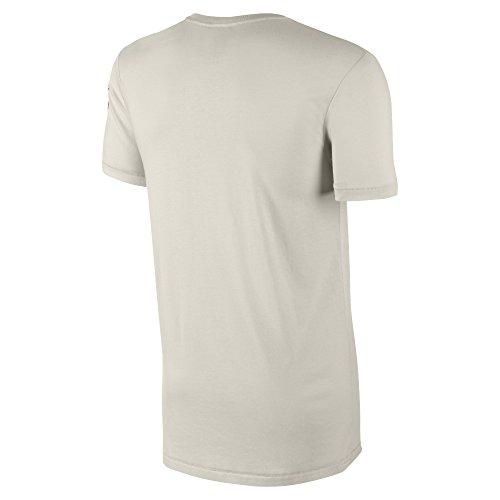 'Nike–Maglietta da uomo Glory Top Ru London New York bianco