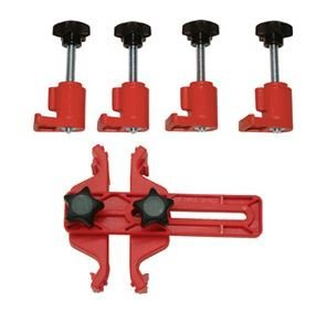 5 Pc Universal Single Twin Quad Cam Clamp Locking Timing Tool Kit Camshaft Test