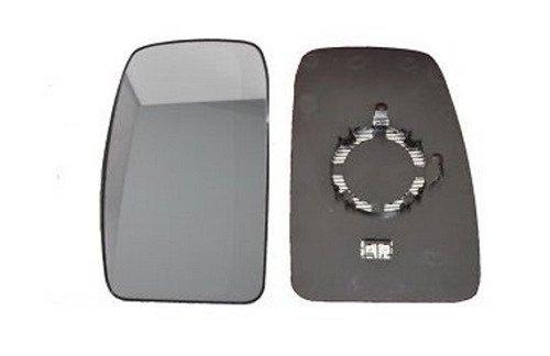Preisvergleich Produktbild Spiegelglas Außenspiegel Links Heizbar Konvex Oben NISSAN NV400 RENAULT MASTER